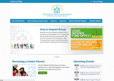 Nipissing Parry Sound Foster Parent Association