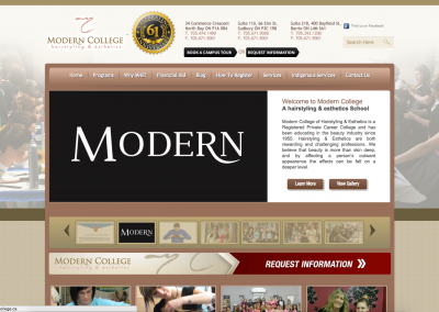 Modern College of Hairstyling & Esthetics