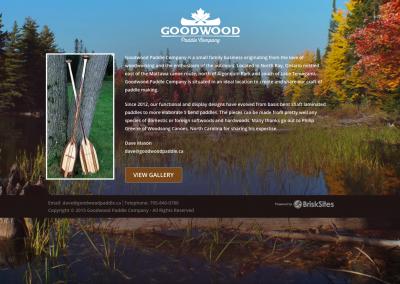 Goodwood Paddle Company