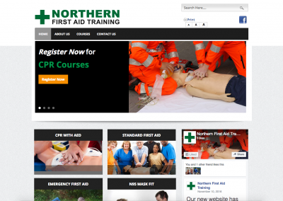 Northern First Aid Training