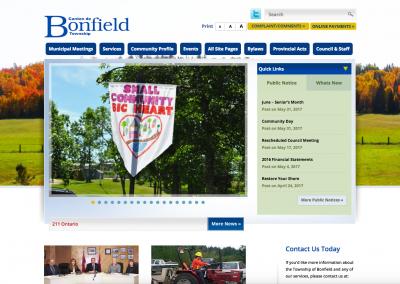 Township of Bonfield