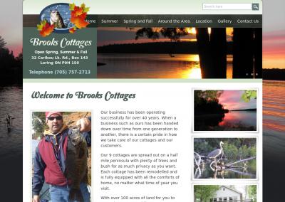 Brooks Cottages