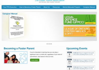 Nipissing-Parry Sound Foster Parent Association