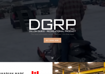 DGRP Ramps