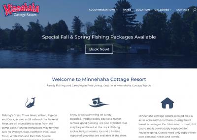 Minnehaha Cottage Resort