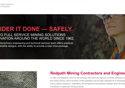 Redpath Mining
